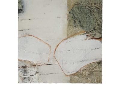 2008, o.T., 30  × 30 cm, Acryl auf Holz